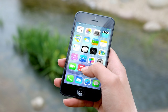 How to test signal strength on iOS devices