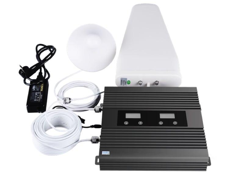 Amplificateur Nikrans LCD500-4G PRO pour améliorer réception 4G | MyAmplifiers