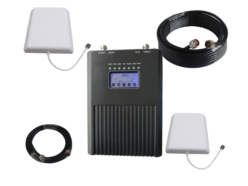 amplificateur de connexion gsm nikrans ns-2000-smart
