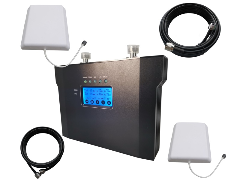 mobile signal booster for home nikrans ns-200 gsm+4g