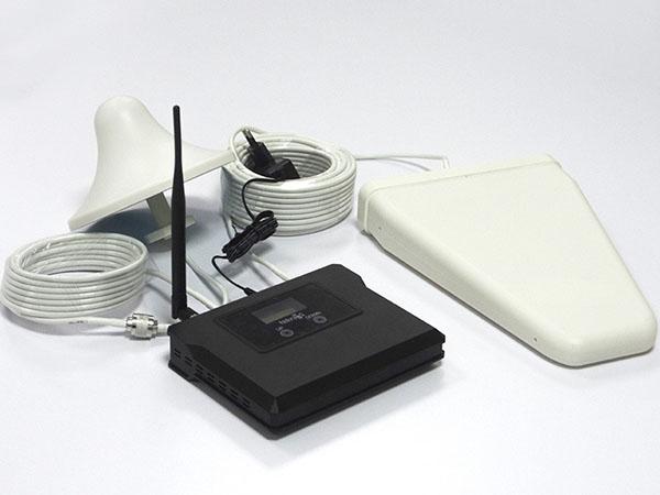 Répéteur de signal mobile 4G / LTE Nikrans LCD500-4G-D | MyAmplifiers
