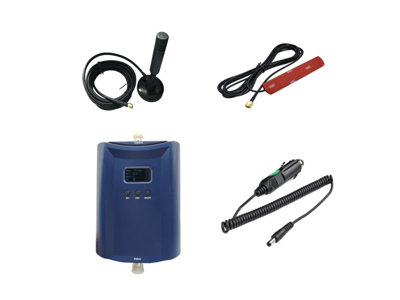 tri band signal booster for car nikrans ns-gdw-drive