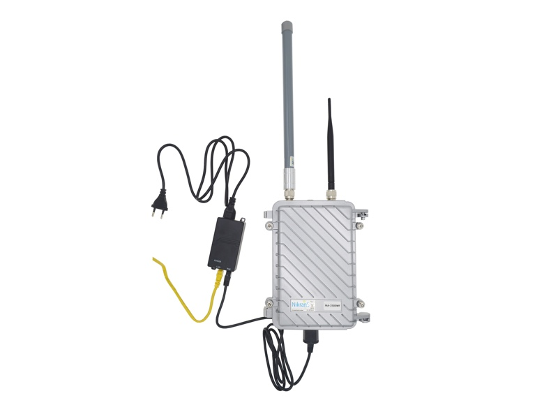 der wifi signal-repeater nikrans ma2500wf